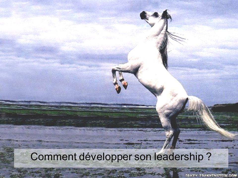 Comment développer son leadership ?