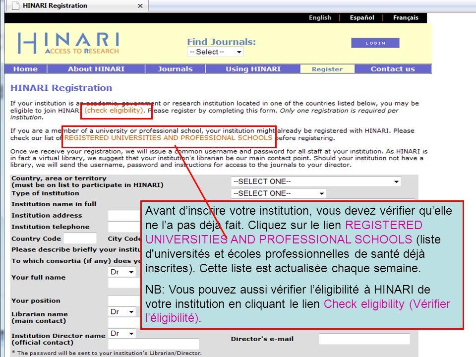 Partner publisher services 1 Nous pouvons aussi accéder à des sources dinformation sur les sites web des éditeurs partenaires en les sélectionnant dans le menu déroulant.