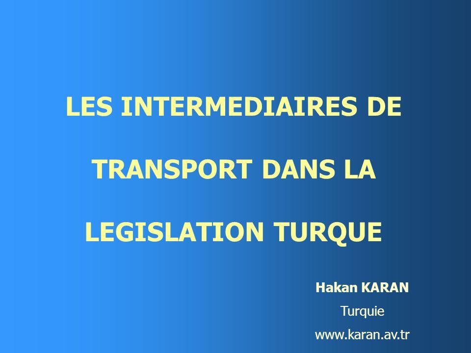 RESPONSABILITE ENVERS LE REPRESENTANT DE TRANSPORT En cas de violation du contrat dorganisation du transport par lintermédiaire, ce dernier est contractuellement responsable envers le donneur dordre.
