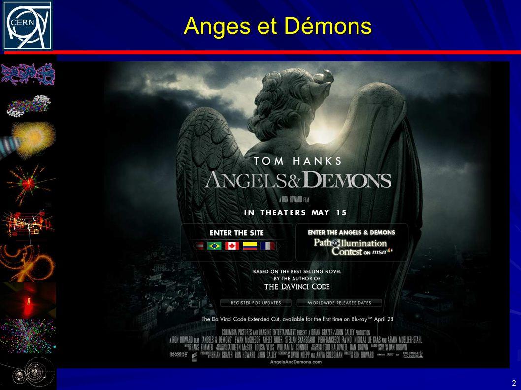 Anges et Démons 2
