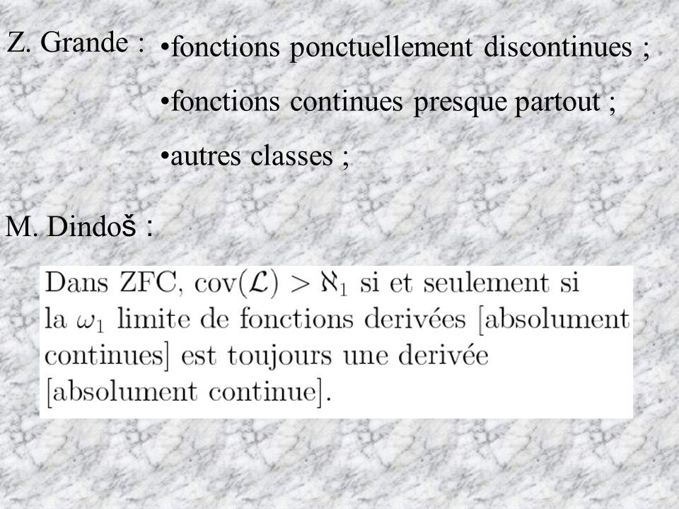 P. Komjáth (1998) :