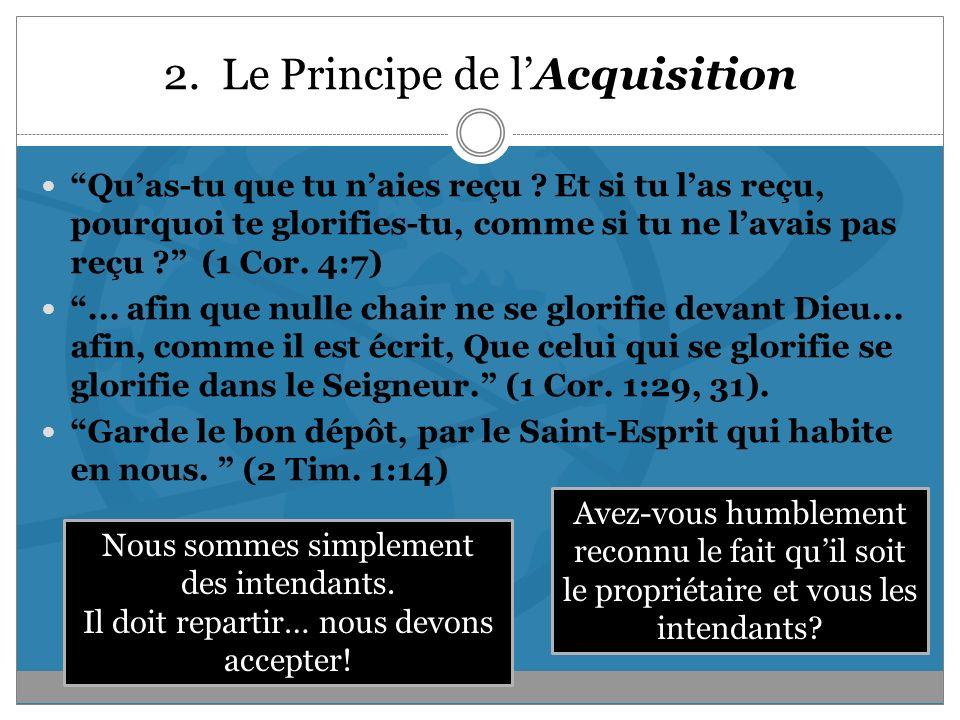 3.Le Principe de lAptitude...