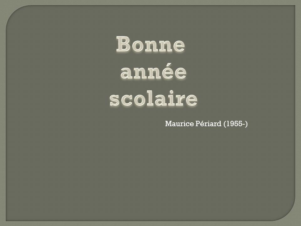 Maurice Périard (1955-)