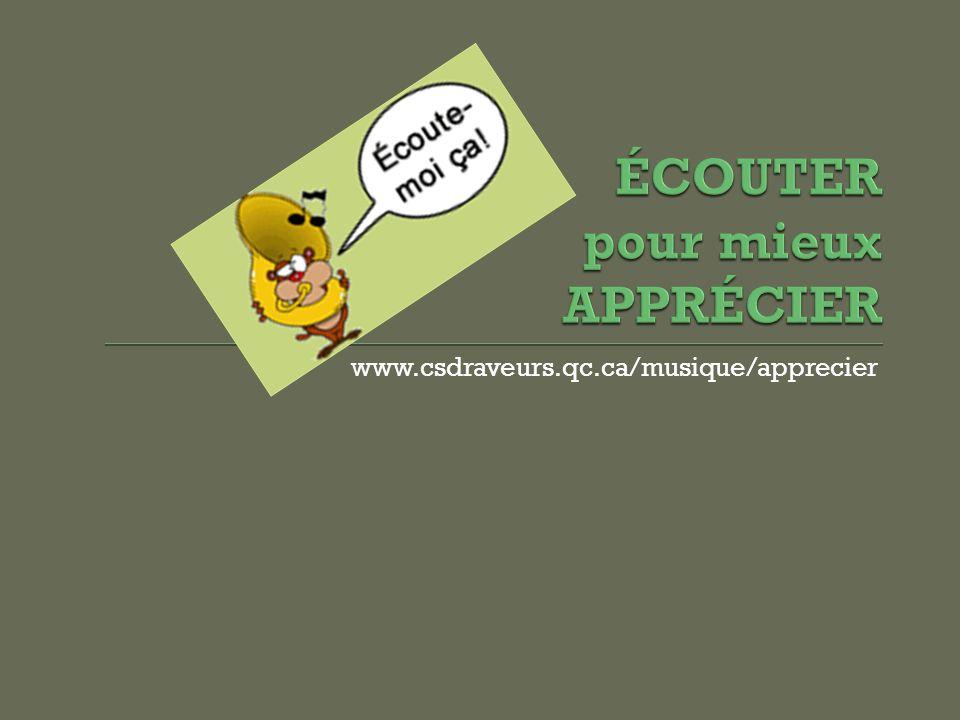www.csdraveurs.qc.ca/musique/apprecier
