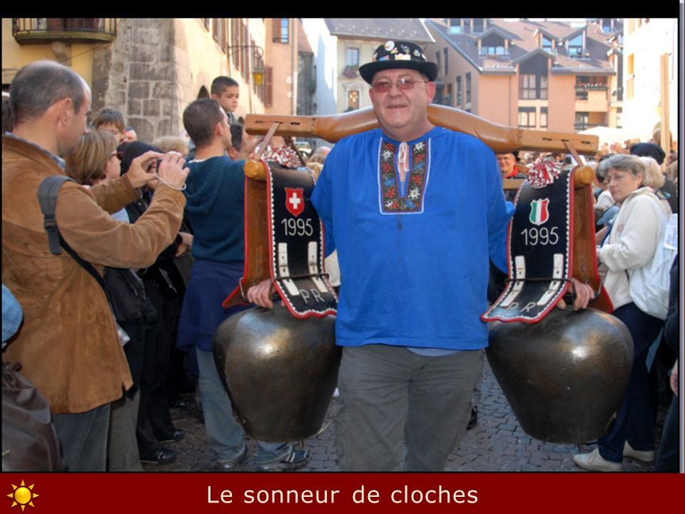 Le sonneur de cloches