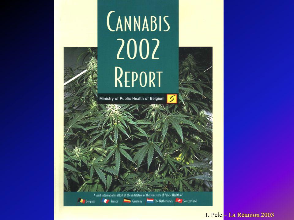 Les observations (1) Lusage du cannabis est largement répandu, un nombre limité dusagers connaissent des problèmes.