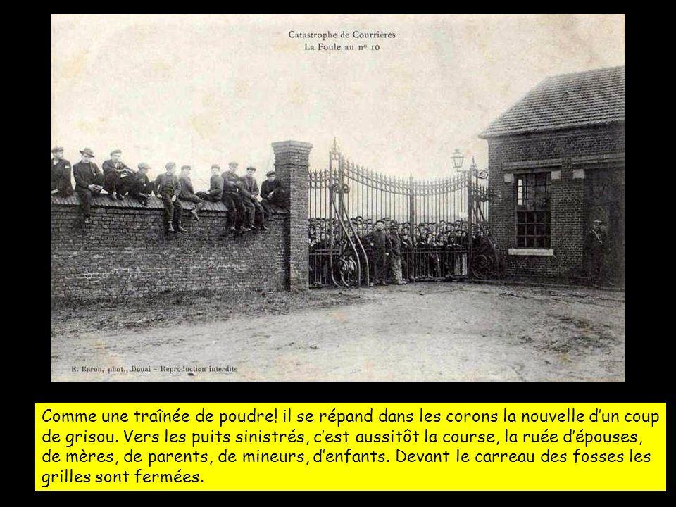 Noyelles-sous-LENS Monument aux victimes de la catastrophe des Mines de COURRIERES