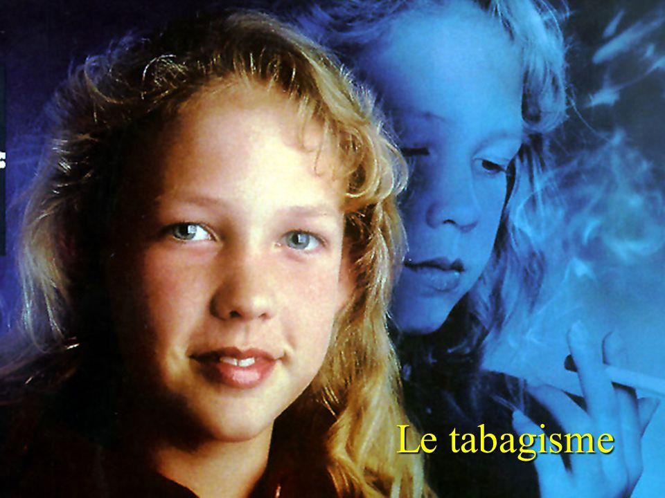 Groupe Écobes, 1998 «Aujourdhui, les jeunes du Saguenay Lac-St-Jean» Le tabagisme