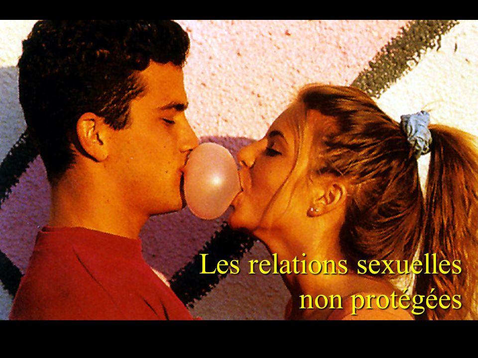Groupe Écobes, 1998 «Aujourdhui, les jeunes du Saguenay Lac-St-Jean» Les relations sexuelles non protégées