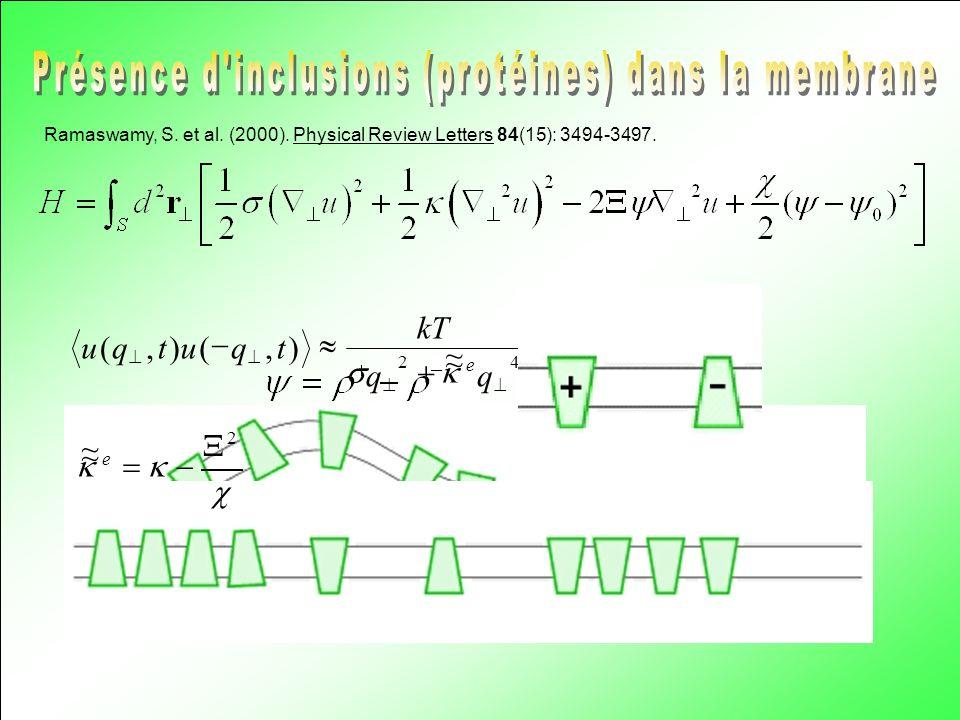 Solution de lipides et de BR en éther Girard, P., J.