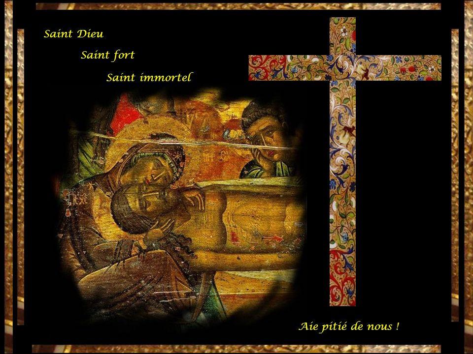 Ce diaporama est une prière, prendre son temps pour contempler les images et écouter le chant dadoration :