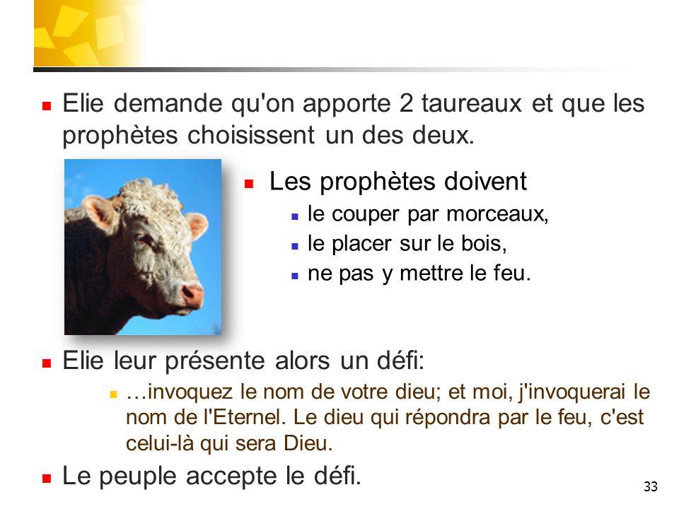 34 Les prophètes invoquent Baal depuis le matin jusqu à midi en disant: Baal, réponds-nous.