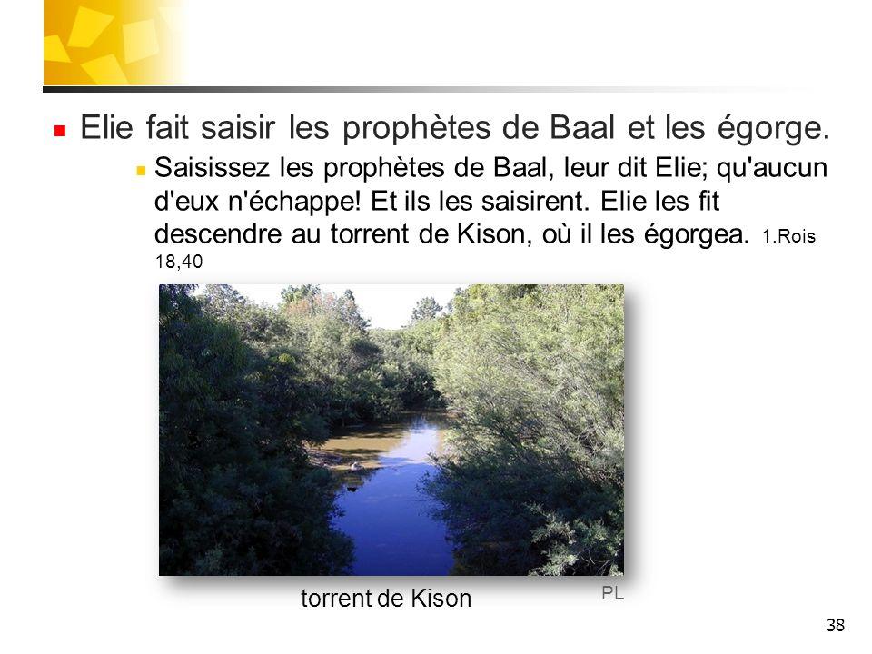 39 Prière pour la pluie Elie dit à Achab: Monte, mange et bois; car il se fait un bruit qui annonce la pluie.