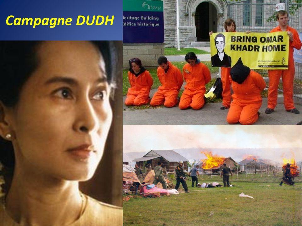 Campagne DUDH