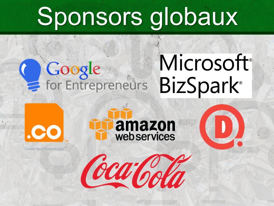 Sponsors globaux