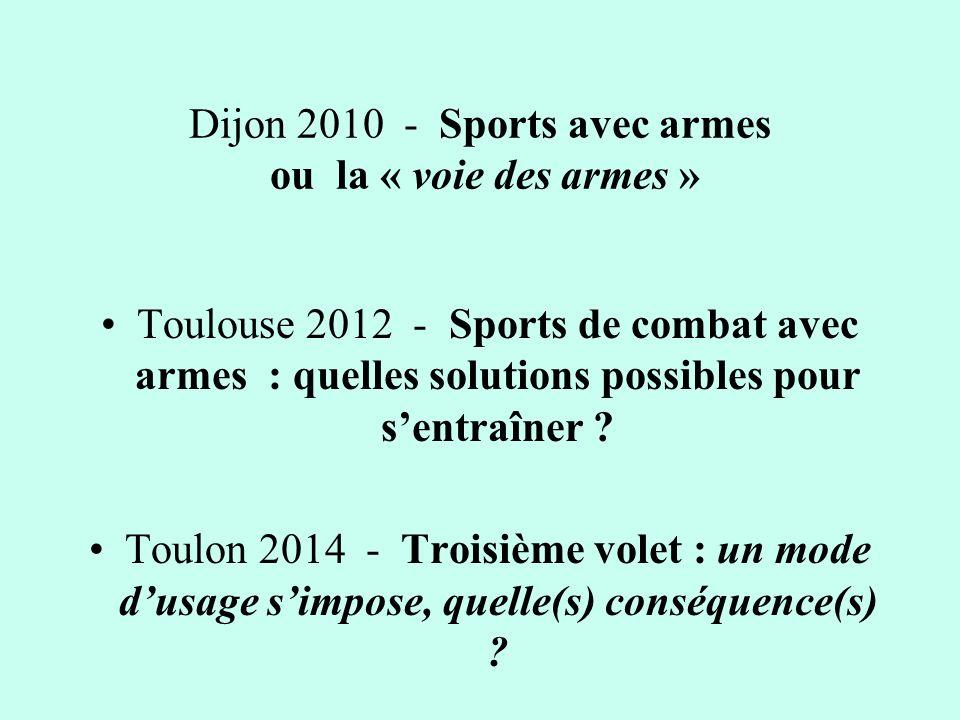Nouvelle évolution Le Français Jean Marquès, élève de Fumio Demura, à partir de la pratique américaine crée le « genbudo » quil propose à la FFKDA : mêmes armes mais avec des valeurs de points différentes suivant les zones de frappe.