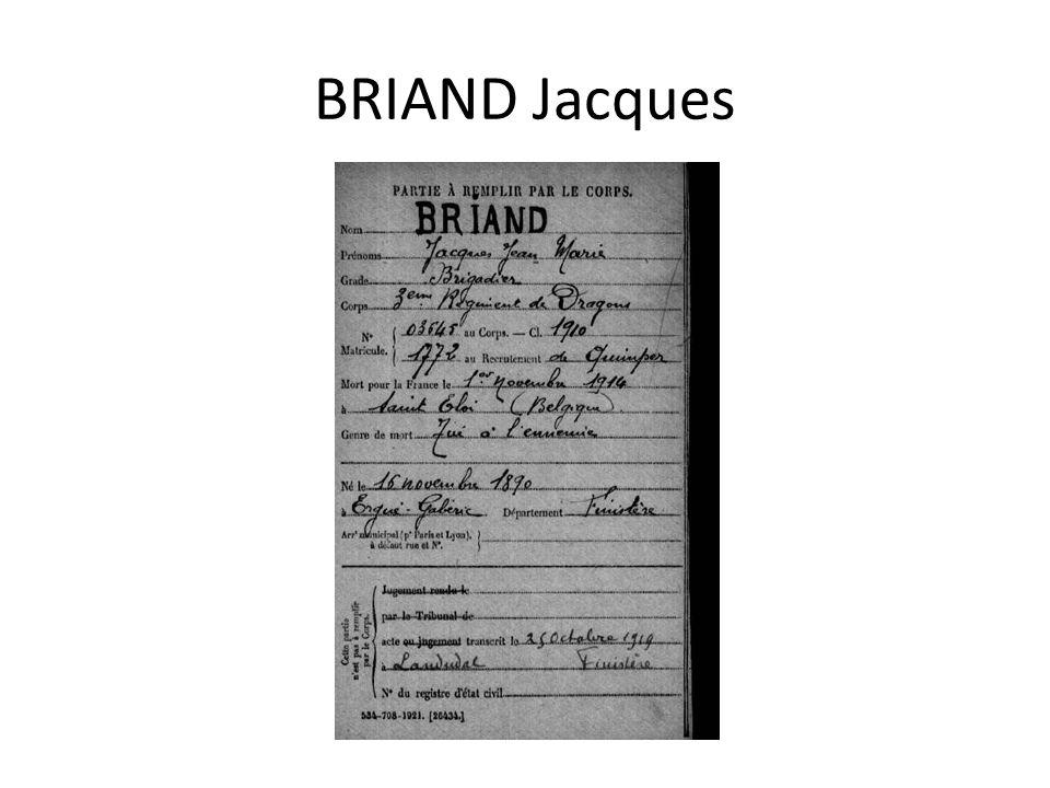 BRIOIS Jean Plaques commémoratives – Le mans (72)