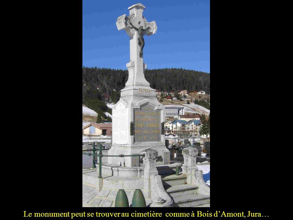 Terrassé… (cimetière des Chasseurs, col du Wettstein. Orbey, Haut-Rhin)