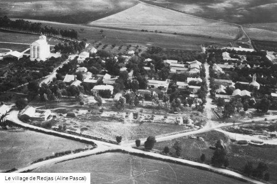 Le village de Redjas (Aline Pascal)