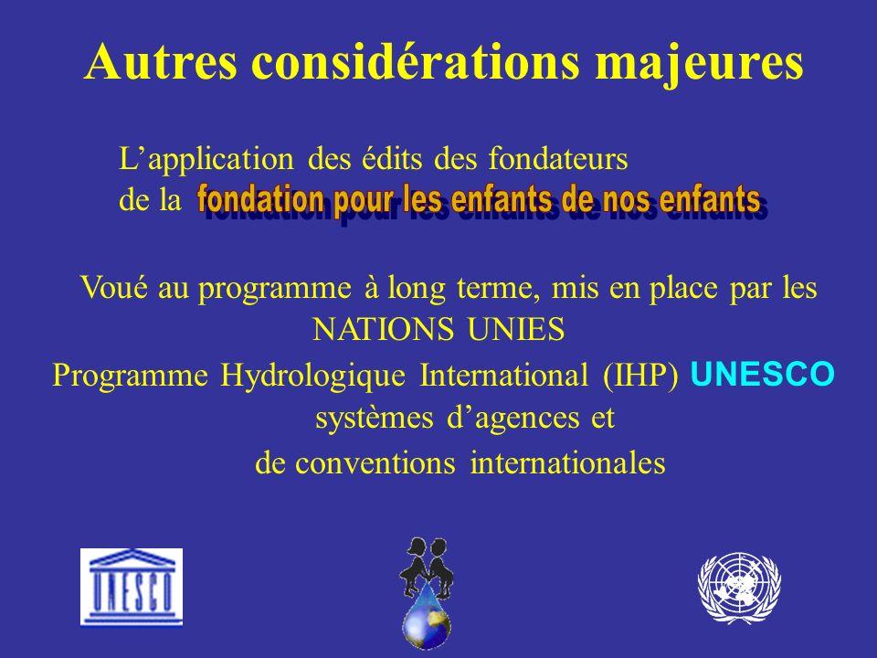 Plus de 90% des hameaux et villages du monde entier ( incluant ceux de lAmérique du Nord) nont jamais eu accès à de leau potable traitée.