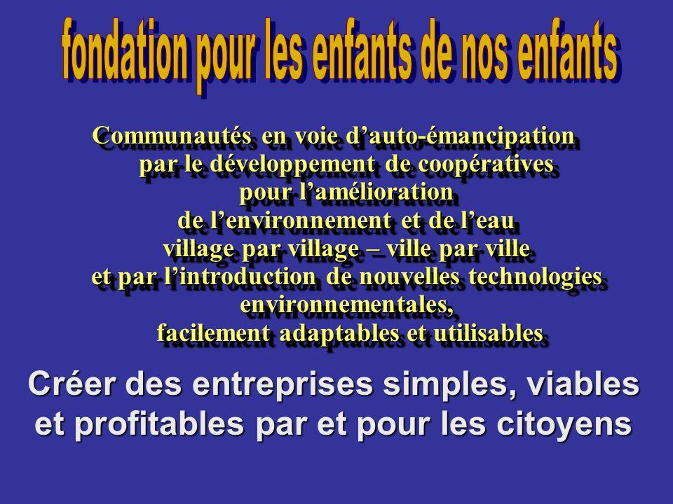 Dédiée à lauto-émancipation des communautés par LAUTO-DÉVELOPPEMENT PAR ET POUR LES CITOYENS Dédiée à lauto-émancipation des communautés par LAUTO-DÉV