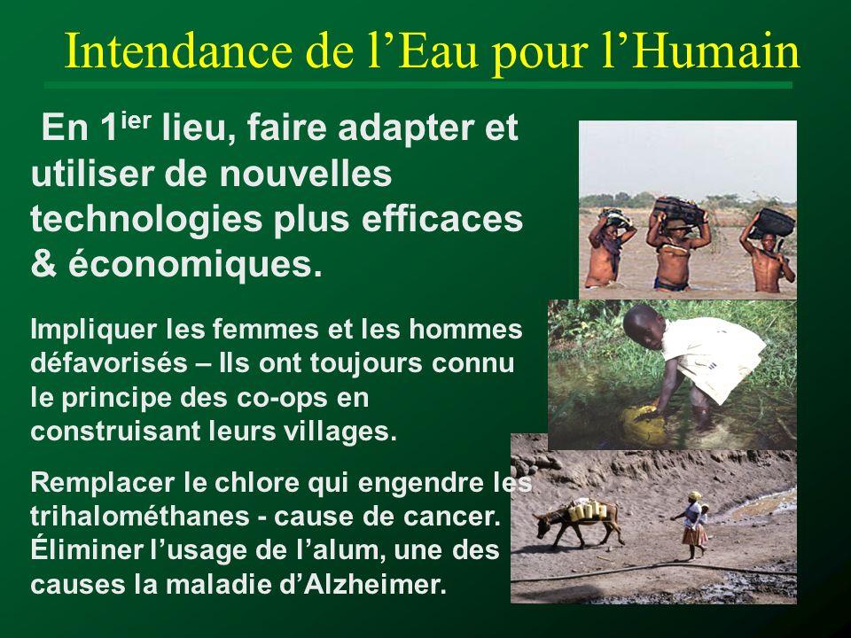 Communautés en voie dauto-émancipation par le développement de coopératives pour lamélioration de lenvironnement et de leau village par village – vill