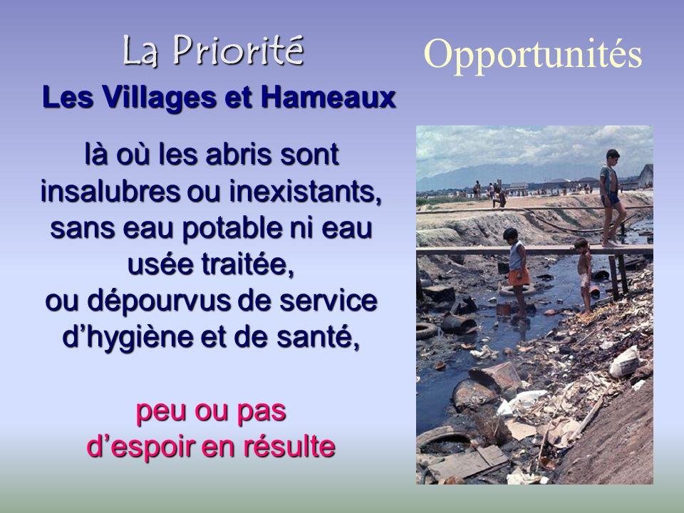 Opportunités Hameaux & Villages Chaque communauté initie lorganisation et la gérance de Co-ops pour le fonctionnement des systèmes et des groupes de s