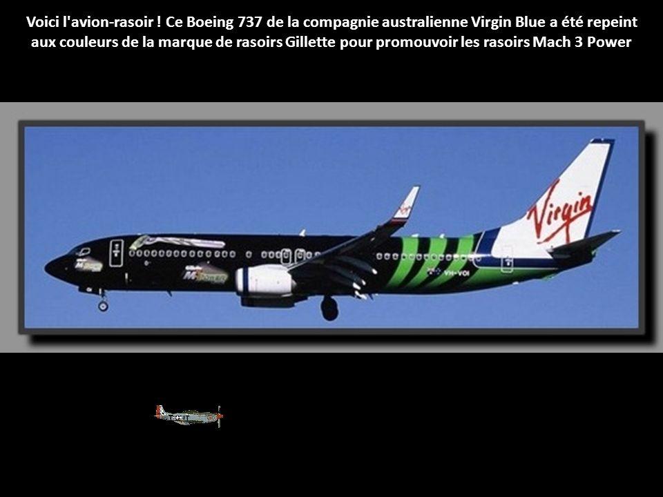 Avion ou oiseau ? C'est la question que l'on pourrait se poser en voyant cet avion de la compagnie aérienne thaïe, Nok Air, repeinte pour ressembler à