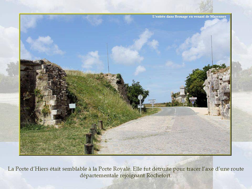 Brouage est une commune française située dans le département de la Charente-Maritime et la région Poitou-Charentes. Elle a été rattachée au village vo