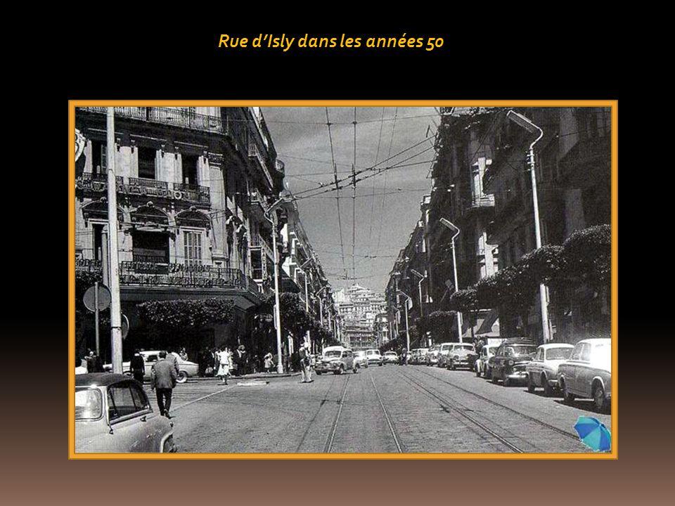 Rue dIsly 1938