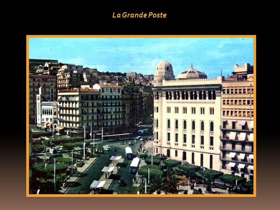 Place du Gouvernement 1955