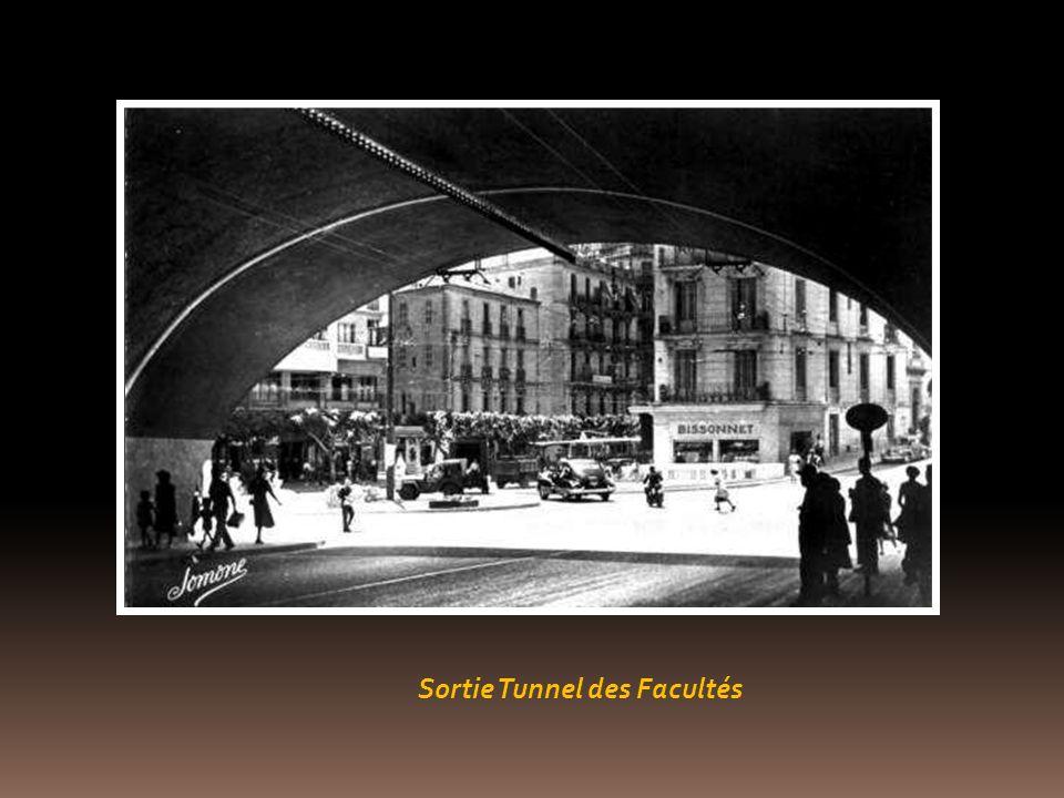 Rue dIsly dans les années 50