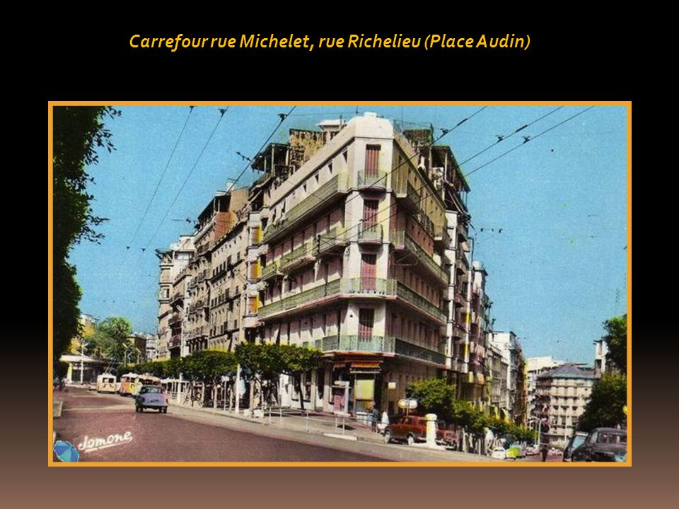 Carrefour de lAgha