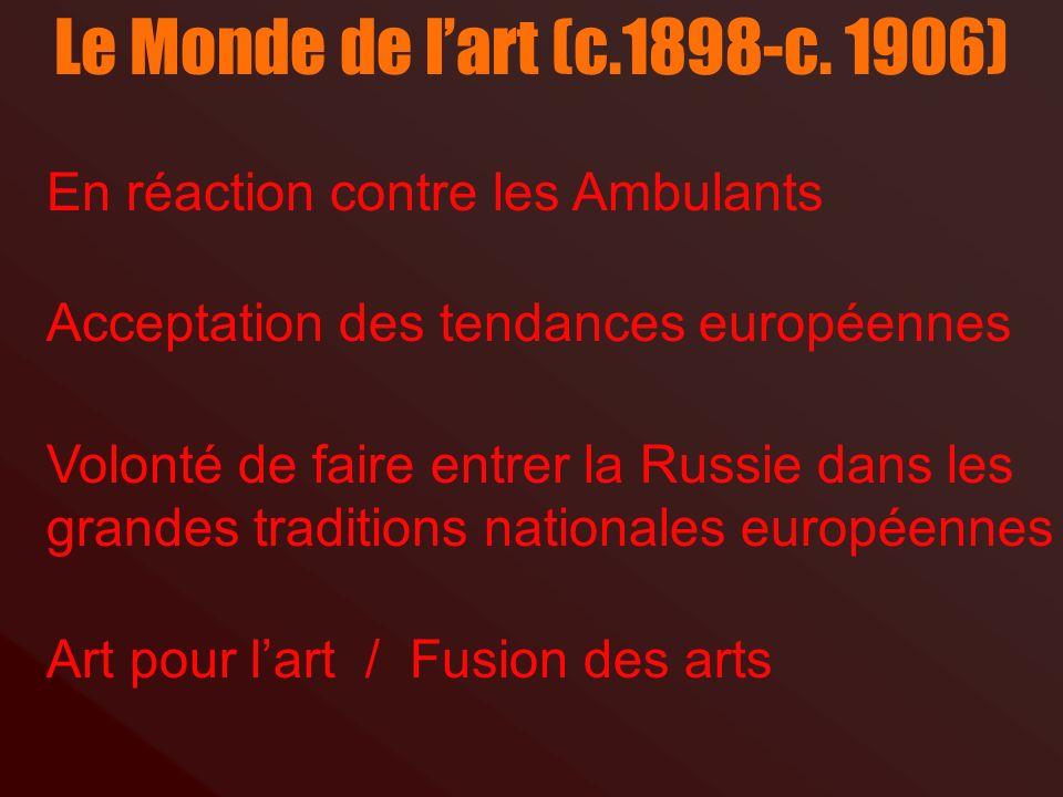 Le Monde de lart (c.1898-c.