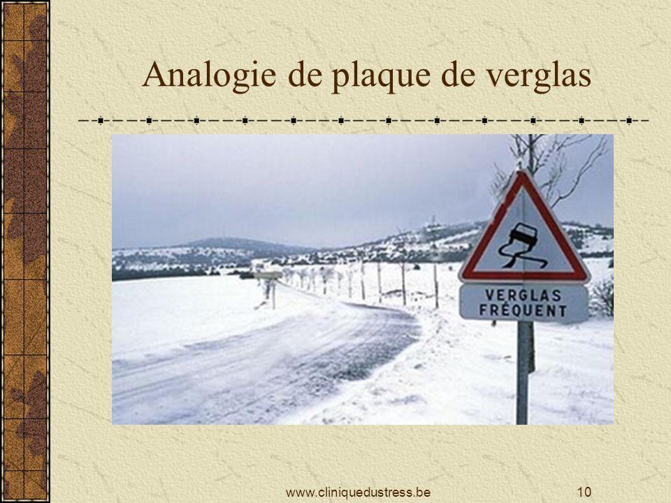 Analogie de plaque de verglas 10www.cliniquedustress.be