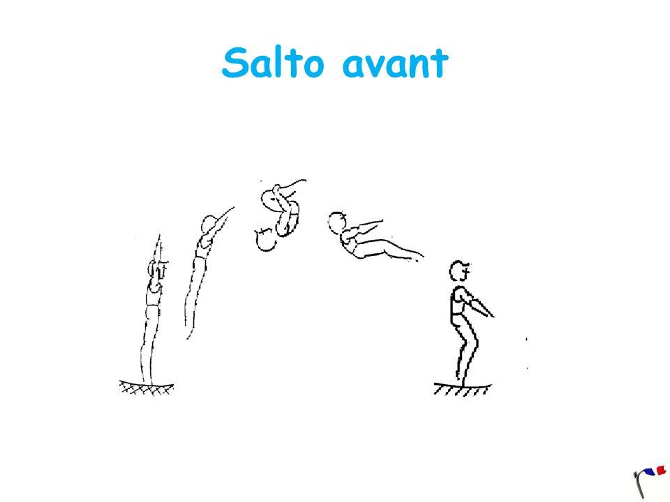 Salto avant