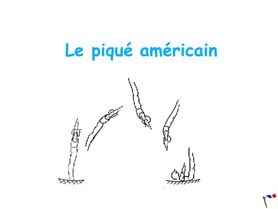 Le piqué américain