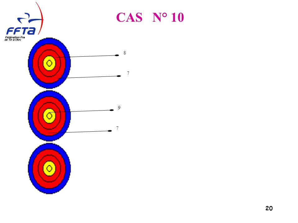 20 CAS N° 10 8 7 9 7