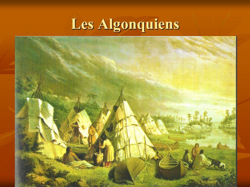 Les Algonquiens