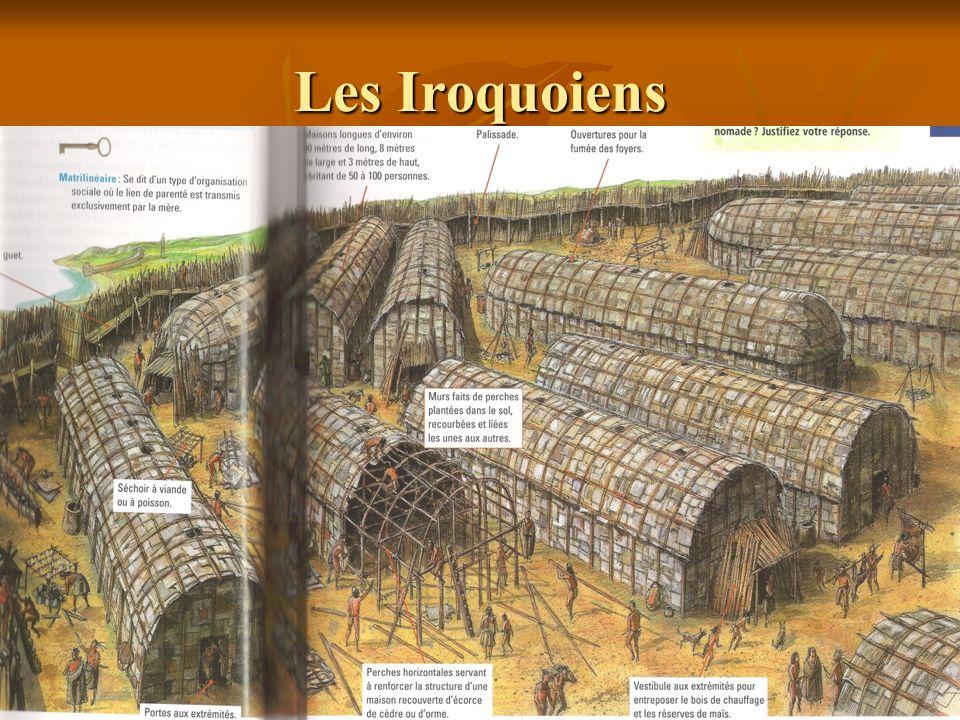 Les Iroquoiens