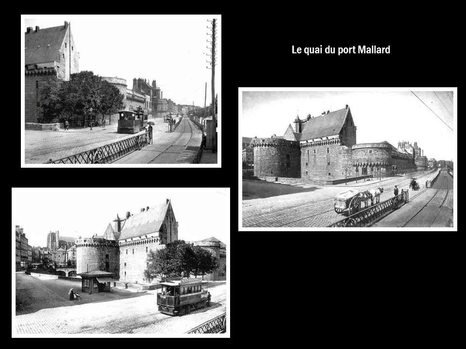 Le quai du port Mallard