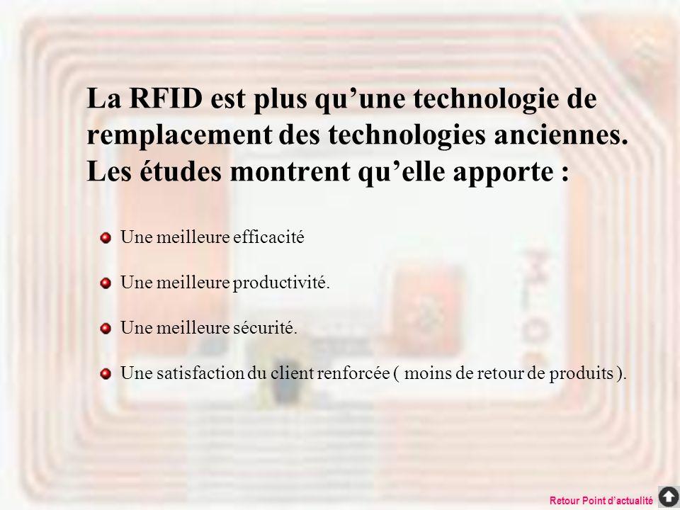 La RFID est plus quune technologie de remplacement des technologies anciennes.
