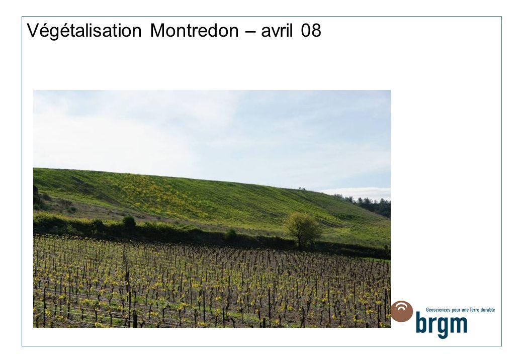 Végétalisation Montredon – avril 08