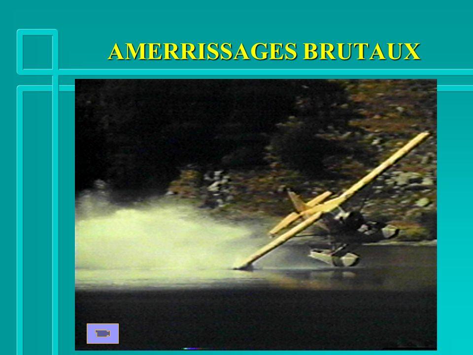 Atterrissages amphibies