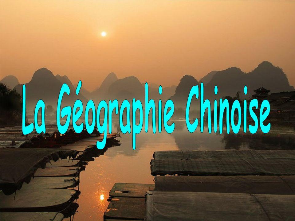 La Chine Elle se trouve à lest de lAsie.