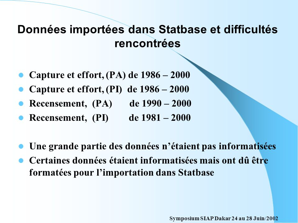 1997/2001 Mission dévaluation FAO Marc Bellemans et Monteiro Carlos 1997/2001 > Mission dévaluation FAO Marc Bellemans et Monteiro Carlos on mis lacce