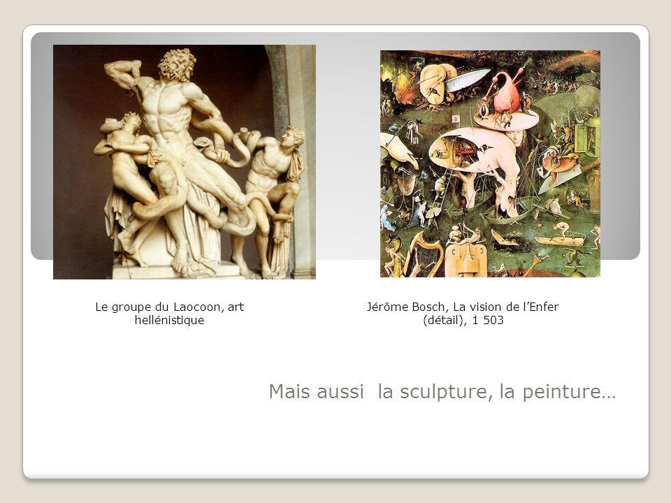 Toutefois, ces « images » (bi ou tridimensionnelles) demeuraient immobiles, sans mouvement… Lincrédulité de St Thomas, Le Caravage, 1 601