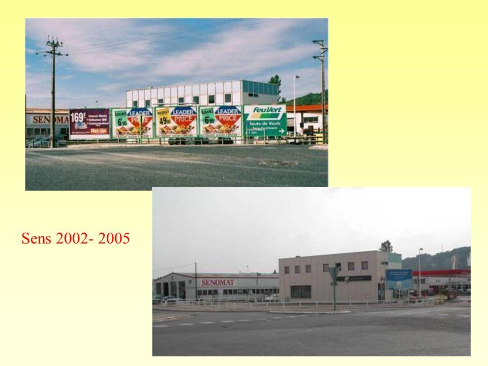 Sens 2002 Sens 2002- 2005