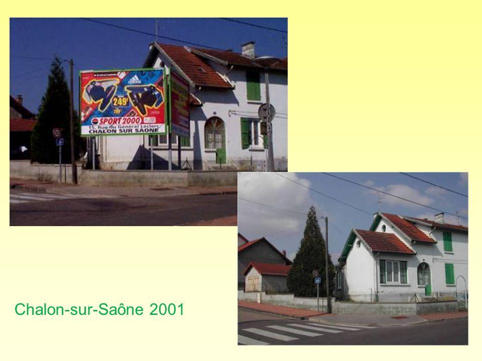 Chalon-sur-Saône 2001