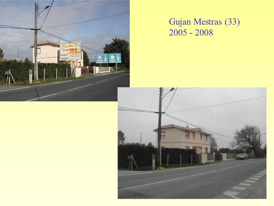 Gujan Mestras (33) 2005 - 2008
